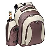 Picknickrucksack 'Picknick Deluxe' Tasche für 4...