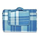 Amazon Basics - Picknickdecke, campingdecke mit...