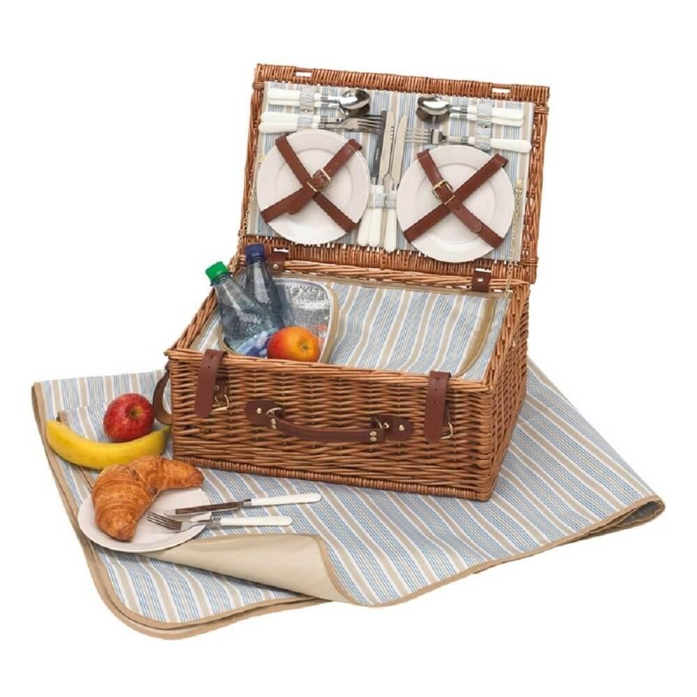 Picknickkorb Kühlfach