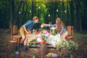 Tipps für ein romantisches Picknick zu zweit