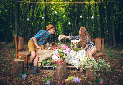 Ideen zum Picknicken