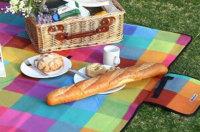 Thermo Picknickdecke: Isolation und Wärme von unten
