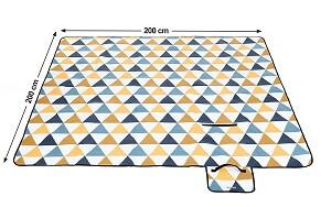 Picknickdecke 200 x 200