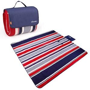 picknickdecke beschichtet 200 x 200