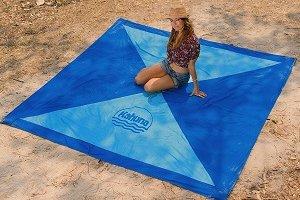 Großes Strandtuch – Alternative zur Picknickdecke?