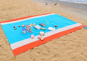 Picknickdecke Strand
