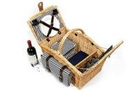 Picknickkorb von Greenfield für 4 Personen: Produktbericht