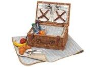 Picknickkorb Madison Park für 4 Personen: Produktbericht